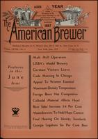 The American Brewer vol. 68, no. 06 (1935)