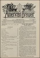 The American Brewer vol. 61, no. 12 (1928)