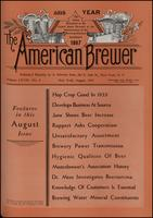 The American Brewer vol. 68, no. 08 (1935)
