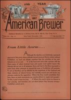 The American Brewer vol. 69, no. 11 (1936)