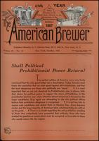 The American Brewer vol. 69, no. 10 (1936)