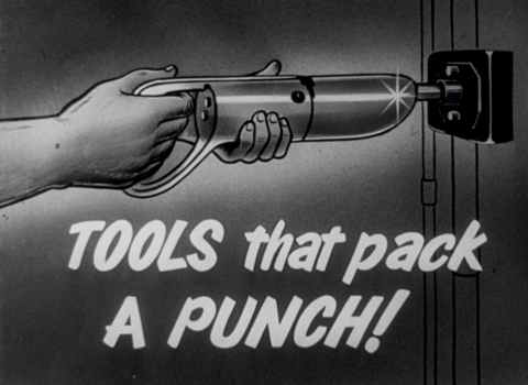 """Tools That Pack a Punch"" DuPont commercial"