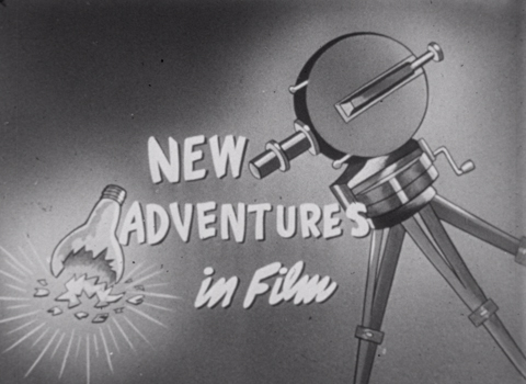 """New Adventures in Film"" DuPont commercial"