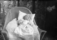 Thomas C. Marshall, Jr., as a baby