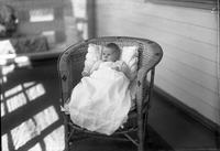 Thomas C. Marshall, Jr. as an infant