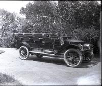 1913 Stanley Steamer mountain Wagon