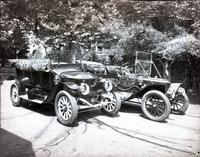 Coffin Nose Stanley Steamer Cars
