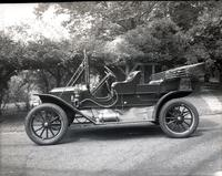 Coffin Nose Stanley Steamer automobile