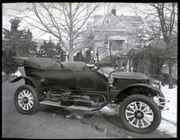 1913 Stanley Touring Model 76 at Auburn Heights