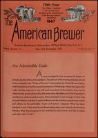The American Brewer vol. 70, no. 11 (1937)
