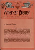 The American Brewer vol. 70, no. 10 (1937)