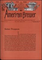 The American Brewer vol. 70, no. 08 (1937)