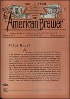 The American Brewer vol. 70, no. 03 (1937)