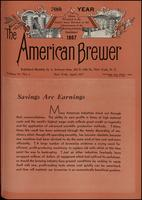 The American Brewer vol. 70, no. 04 (1937)