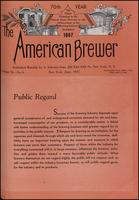 The American Brewer vol. 70, no. 06 (1937)