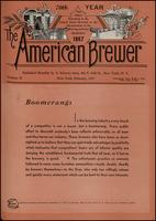 The American Brewer vol. 70, no. 02 (1937)