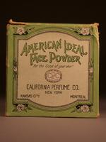 American Ideal Face Powder Box