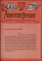 The American Brewer vol. 71, no. 07 (1938)