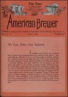 The American Brewer vol. 71, no. 10 (1938)