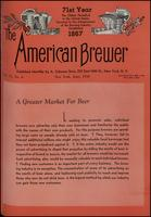 The American Brewer vol. 71, no. 06 (1938)
