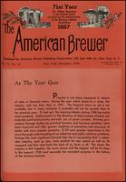 The American Brewer vol. 71, no. 12 (1938)