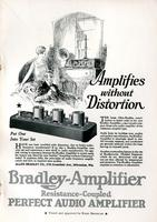 Amplifies without distortion