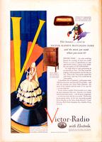 This summer...revel in Victor radio's matchless tone...