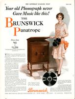 Your old phonograph never gave music like this