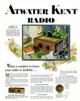 What a comfort to know your radio is faithful