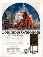 Columbia Grafonola in Period designs