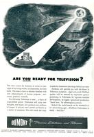 Are you ready for television?