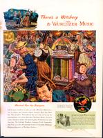 There's a witchery to Wurlitzer music
