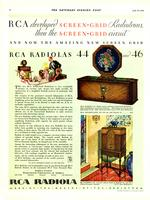 RCA developed screen-grid Radiola then the screen-grid circuit...