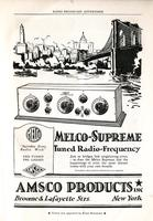 Melco-supreme tuned radio frequency