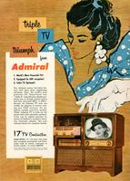 Triple TV triumph from Admiral