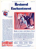 Restored enchantment