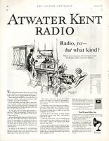 Radio, yes -- but what kind?
