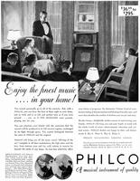Enjoy the finest music...in your home!