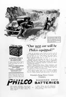 Our next car will be Philco equipped! [Mrs. T.G.T.]