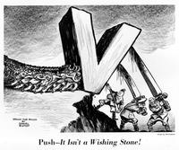 Push--It Isn't a Wishing Stone