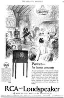 Power--for home concerts