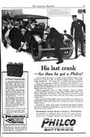 His last crank - for then he got a Philco! [Mr. F.A.H.]