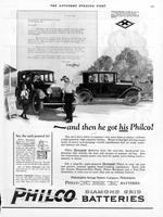 And then he got his Philco! [Mr. H.A.B., Jr.]