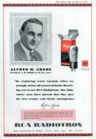 Alfred H. Grebe, President, A.H. Grebe & Co., Inc., says...