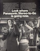 Look where Panasonic Stereo to go is going now