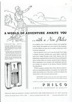 A world of adventure awaits you...with a new Philco