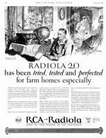Radiola 20 has been tried, tested, and perfected