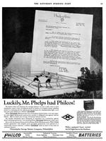 Luckily Mr. Phelps had Philcos