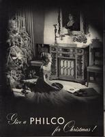 Give a Philco for Christmas