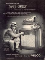 """Philco Radio Time"" with Bing Crosby"
